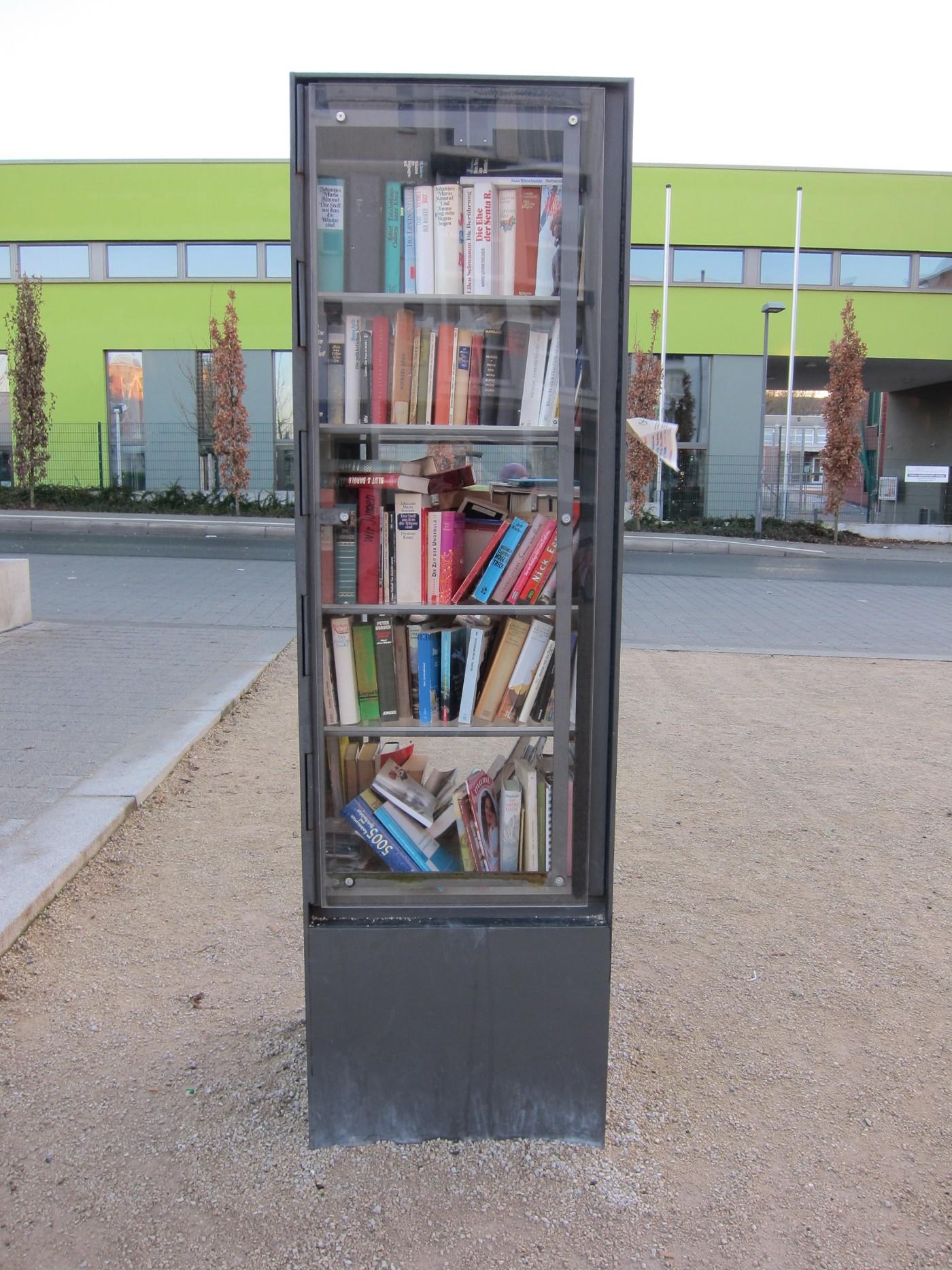 3 Bücherschränke in Preungesheim | Preungesheim.net