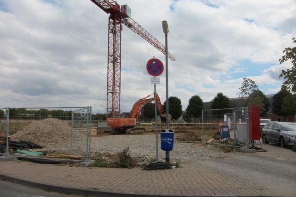 Bauprojekte in Preungesheim