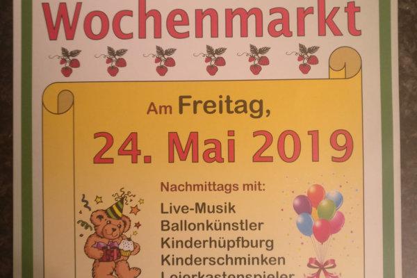 """10 Jahre """"Bogenmarkt""""!"""