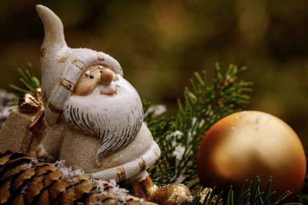 Vorweihnachtszeit und Hoffnungsleuchten