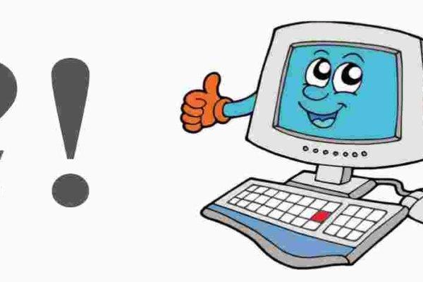 Computerkurs im Nachbarschaftsbüro 2020