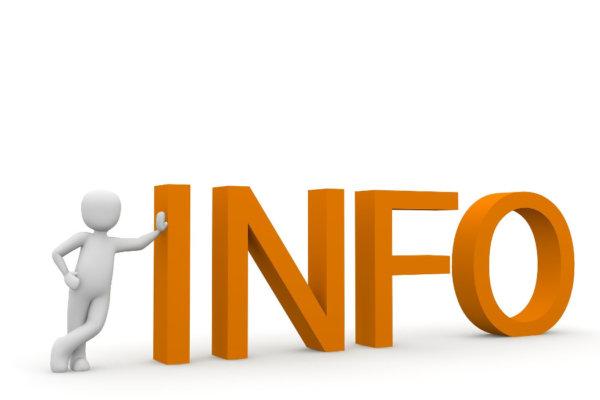 Hinweise und Informationen wegen des Coronavirus