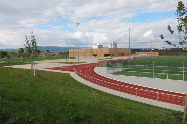 Sportpark Preungesheim – Gesamtbelegungsplan