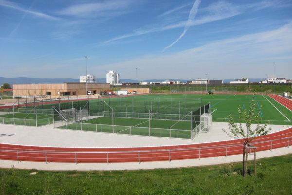 Eröffnung Sportpark Preungesheim