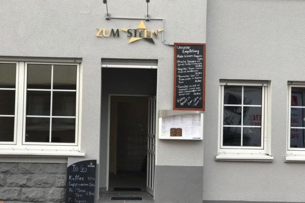Restaurant Zum Stern stellt sich vor